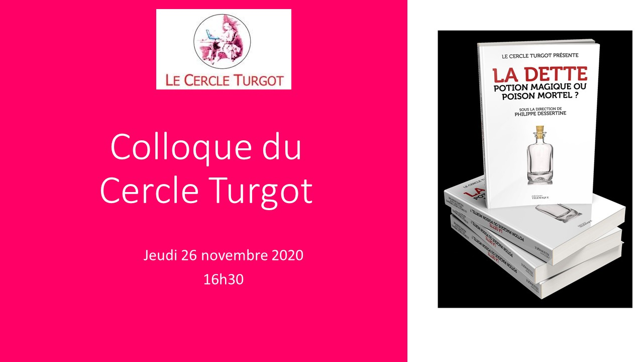 Colloque du Cercle Turgot